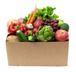 CSA box