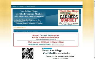 North San Diego Certified Farmers Market