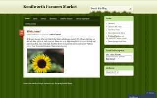 Kenilworth Farmers Market