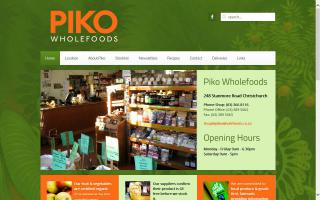 Piko Wholefoods Co-Operative