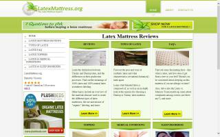 LatexMattress.org
