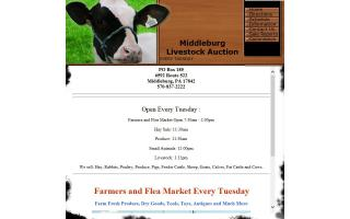 Middleburg Livestock Auction