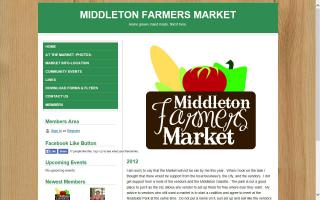 Middleton Farmers Market