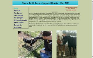 Steele Faith Farm