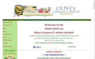 Olney Farmers & Artists Market