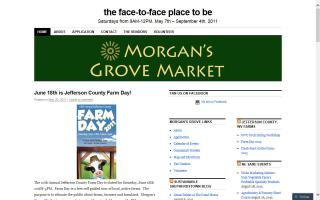 Morgan's Grove Market