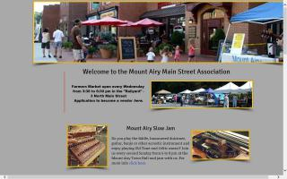 Mount Airy Main Street Association - MAMSA
