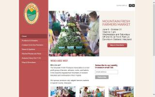 Mountain Fresh Farmers Markets