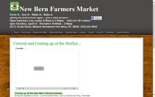 New Bern Farmer's Market