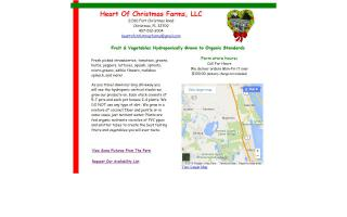 Heart of Christmas Farms, LLC.
