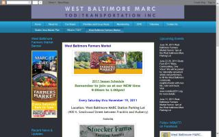 West Baltimore Farmers' Market