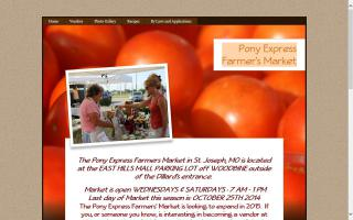 Pony Express Farmers' Market