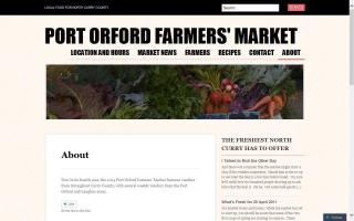 Port Orford Farmers' Market
