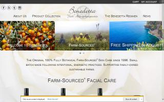 Benedetta Skin Care