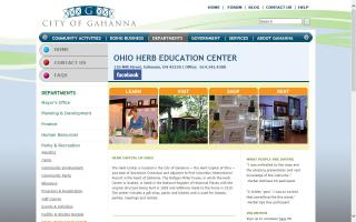 The Ohio Herb Education Center