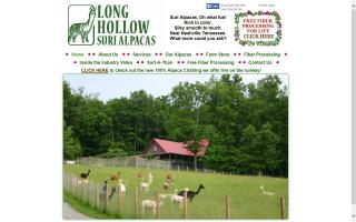 Long Hollow Suri Alpacas