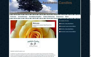Aesthetic Candles