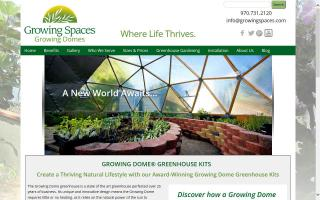 Growing Spaces Greenhouses