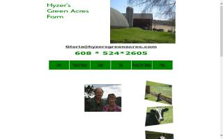 Hyzer's Green Acres