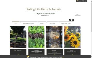 Rolling Hills Herbs & Annuals