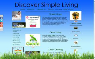 Discover Simple Living