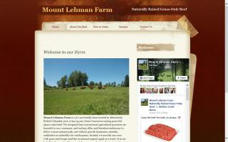 Mount Lehman Farm