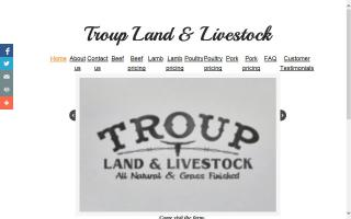 Troup Land & Livestock