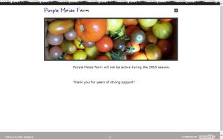 Purple Maize Farm