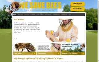We Save Bees
