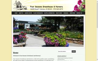 Four Seasons Greenhouse and Nursery