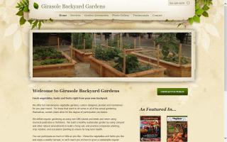 Girasole Backyard Gardens