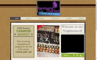 Farmers Market at the Crossings
