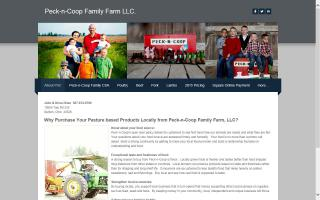 Peck-N-Coop Family Farm, LLC.