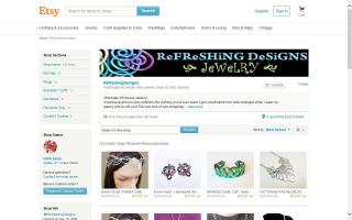 Refreshing Designs Jewelry
