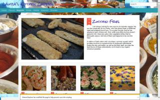 Laura's Kitchen Capers