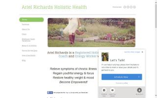 Ariel Richards Holistic Health