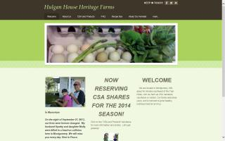Hulgan House Heritage Farms