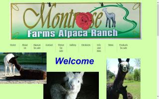 Montrose Farms Alpaca Ranch