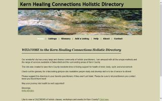 Kern Healing Connections