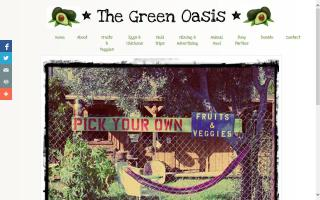 The Green Oasis