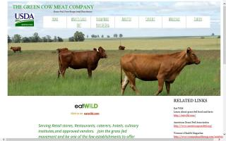 The Green Cow Meat Company