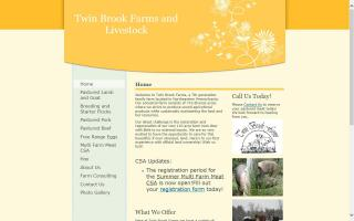 Twin Brook Farms and Livestock
