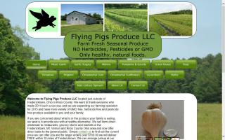 Flying Pigs Produce, LLC.