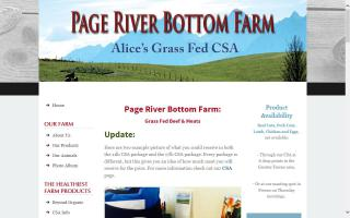 Page River Bottom Farm