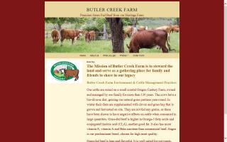 Butler Creek Farm