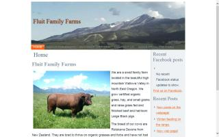 Fluit Family Farms