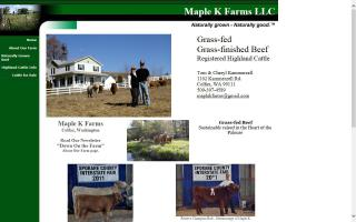 Maple K Farms, LLC.
