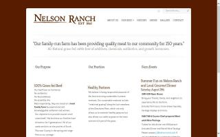 Nelson Ranch