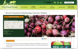 52nd and Haverford Farmers' Market