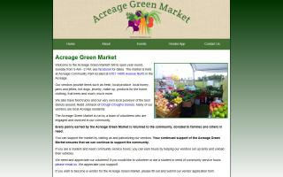 Acreage Green Market